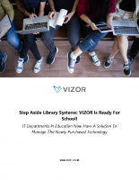 Whitepaper: Step Aside Library Systems, there's a New System in Town