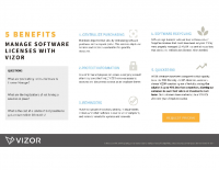 Why you need to manage your Software Licenses