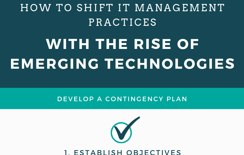 Shift IT Practices to Meet Standards of Emerging Tech