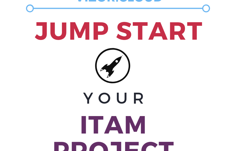How to Jump Start an ITAM Project – Infographic