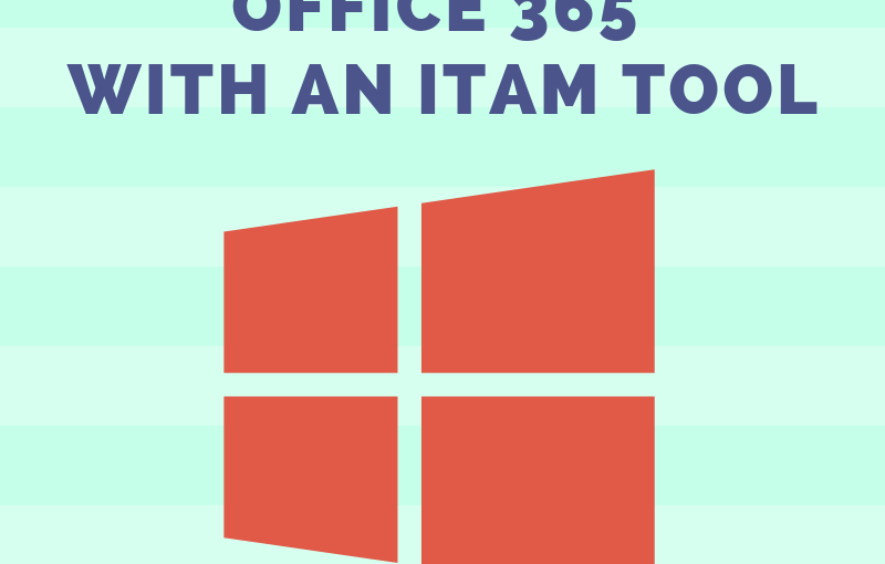 Office 365 with an ITAM Tool – Infographic