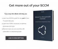 eBook: Enhance your SCCM Investment