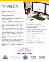 VIZOR for Chromebooks – 2021